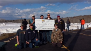 Trap Shooting Team Donation