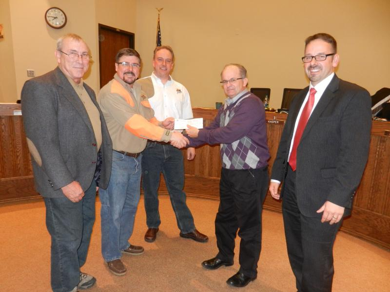 Chapter leaders donating $19,000 to the Duluth School Board
